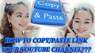 Tips how to Copy/Paste Your YouTube Channel!!!