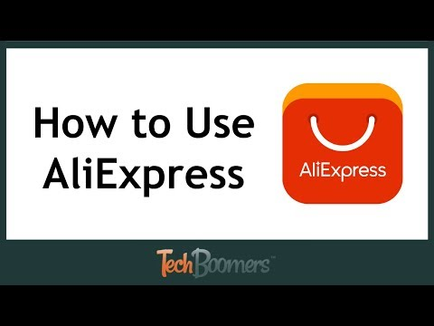 a344db80fc231c How to Use AliExpress - YouTube