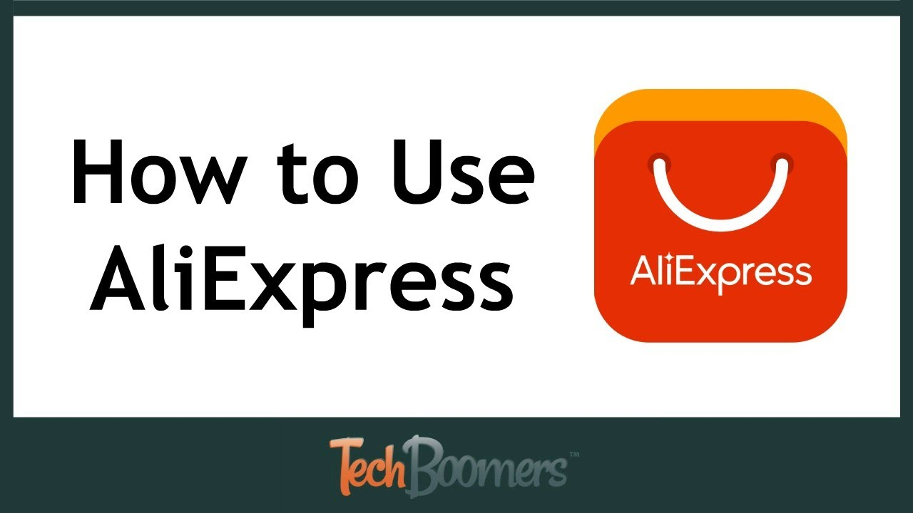 e45637f4c7 How to Use AliExpress - YouTube