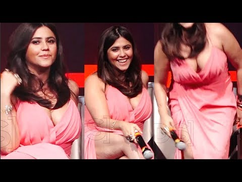 Ekta Kapoor Worst Dress At Jagran Film Festival 2018