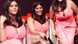 Ekta Kapoor Worst Dress At Jagran Film Festival 2018