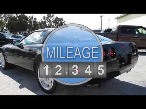 Julians Auto Showcase >> 1991 Chevrolet Corvette Julian S Auto Showcase New Port Richey