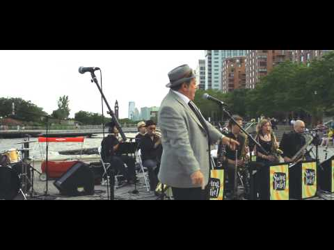 Peter Cafasso - Under My Skin  (Live at Sinatra Park, Hoboken)