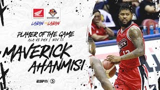 Best Player: Maverick Ahanmisi | PBA Governors' Cup 2019