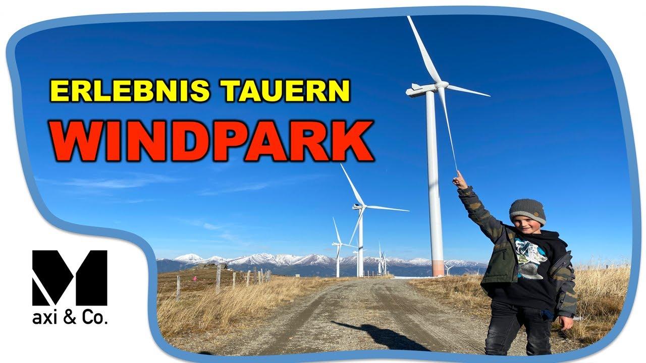 Download AUSFLUGSZIELE ÖSTERREICH - Tauernwindpark - Stausee - Lachtal - Steiermark