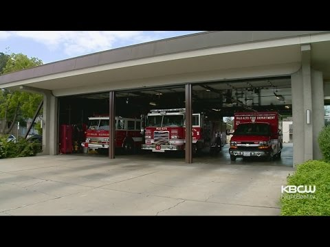 Palo Alto Fire Station Closure During Peak Fire Season Puts Residents On Edge