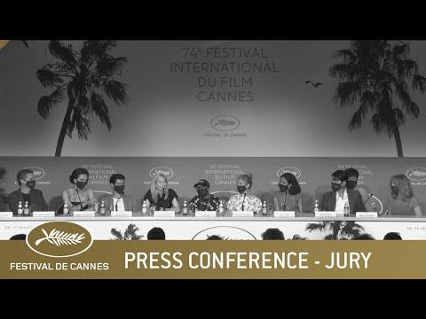 JURY - PRESS CONFERENCE - CANNES 2021 - EV