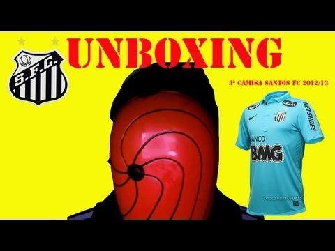 UNBOXING camiseta Santos FC 11 - Neymar Jr. | SergioLiveHD