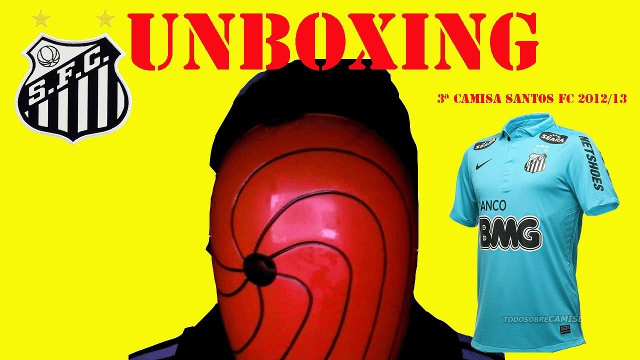 UNBOXING camiseta Santos FC 11 - Neymar Jr.  8c0ffaf74bc0e
