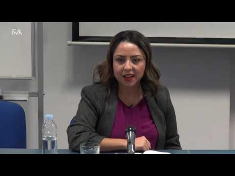 """FMK Open Lecture: Renata Avila """"The Digital Despot"""""""
