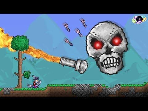 Definitely A Regular Skeletron Prime Fight... Terraria Fargo's Soul Mod #13