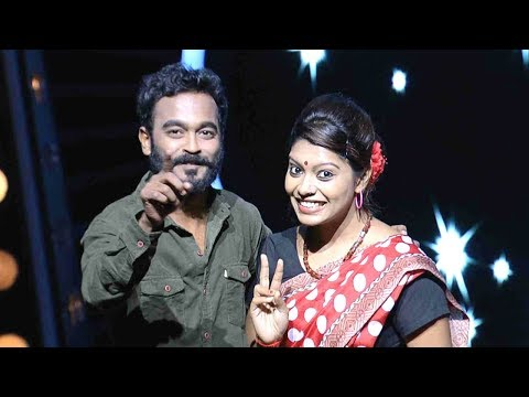 D4 Junior Vs Senior I Appani Sarath With Jimikki Kammal..! I Mazhavil Manorama