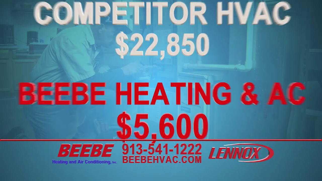 Beebe Heating Cooling Lennox Generic 2018