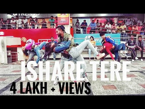 ISHARE TERE Song | Choreograph By Rahul Nayak | R WARRIOR CREW