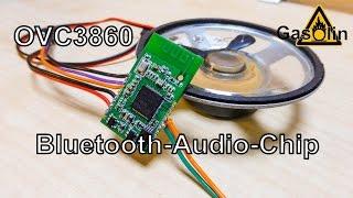 OVC3860 Bluetooth-Audio-Chip (XS3868 Modul) [German/Deutsch]