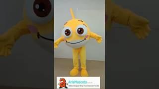 funny fish mascot costume ocean animal mascot outfits professional mascot design mascotte