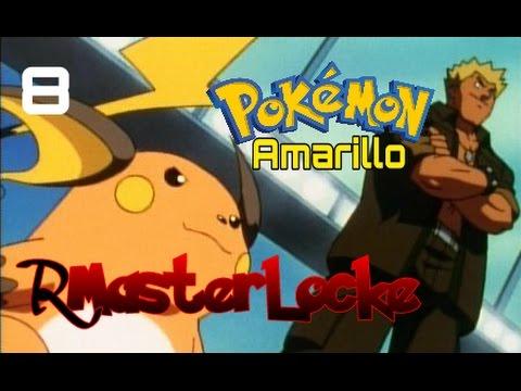 Pokémon Amarillo (RMasterLocke) Ep.8 - Respeta los rangos