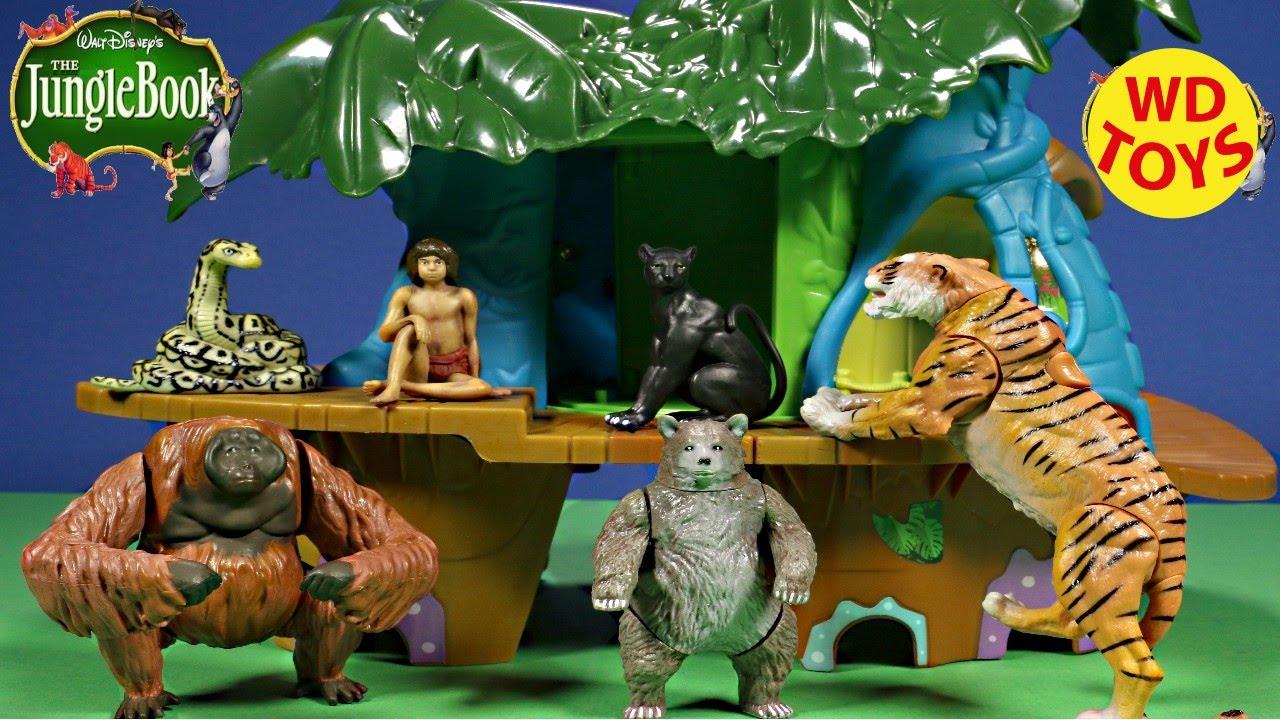 Jungle Book Toys 101