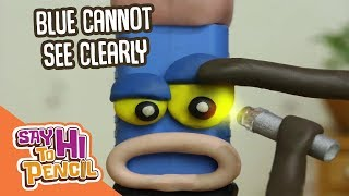 Blue can not see clearly. thumbnail