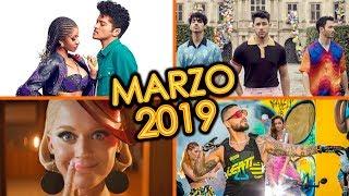 CANCIONES NUEVAS MARZO 2019 LO MAS NUEVO EN INGLES Y ESPANOL WOW QUE PASA