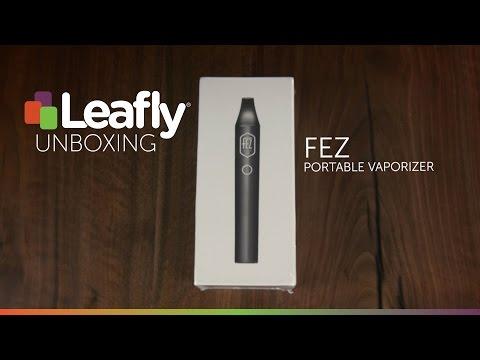 FEZ Portable Vaporizer – Product Unboxing