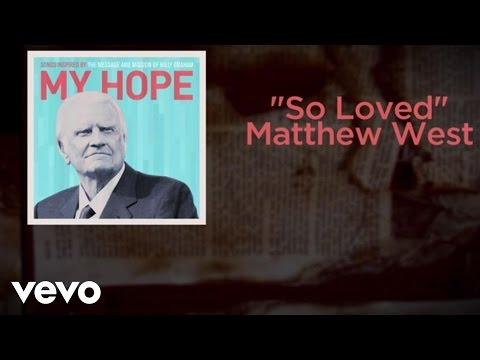 Matthew West - So Loved (Lyric Video)