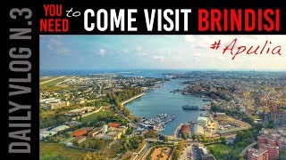 You NEED to Come Visit BRINDISI (Apulia) // Daily Vlog 3 of 7