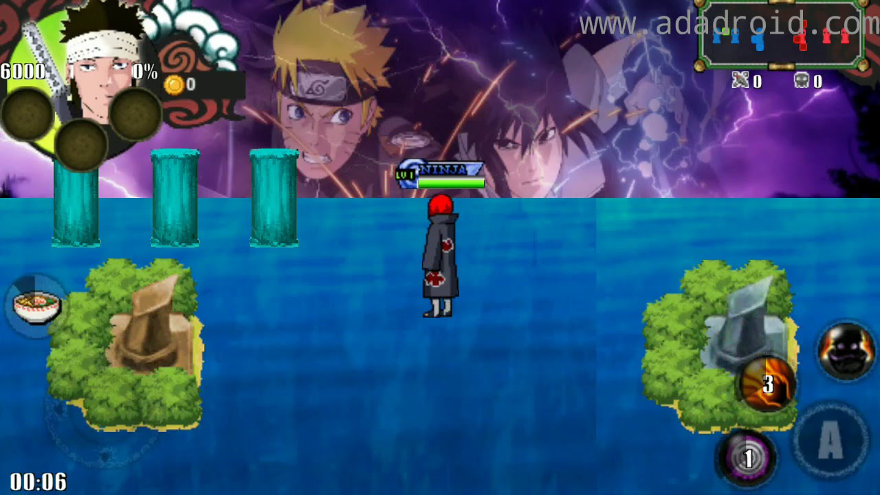 Naruto Senki Final Mod by Ogie Apk - YouTube