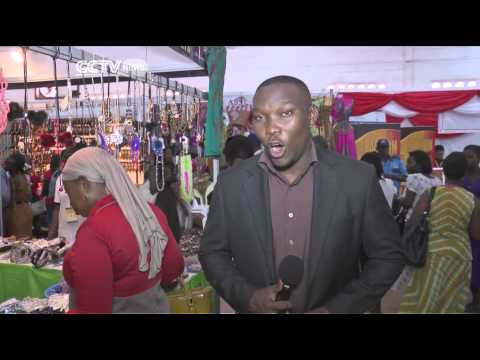 Uganda's government users trade fair to woo investors and new trade partners