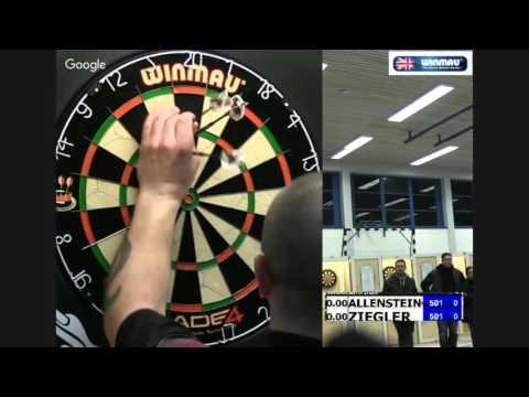 DDV Darts Sylt Open: 19.03.2016