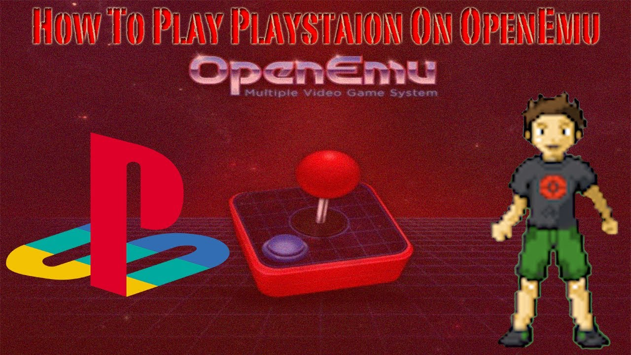 How To Play Playstation 1 Games On OpenEmu
