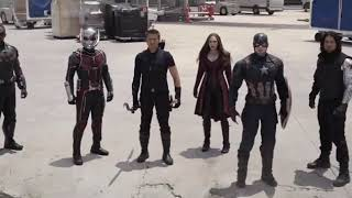 Ant man best scene in Tamil HD Big ant man in Avengers