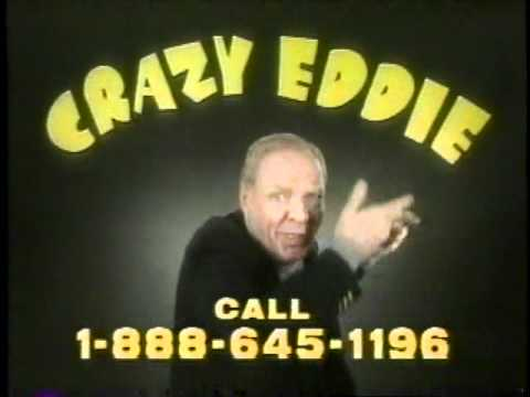 crazy eddie fraud case Eddie antar, the ceo of crazy eddie, was charged with securities fraud and other crimes, but fled before his trial he spent three years in hiding before he was caught in israel and extradited.