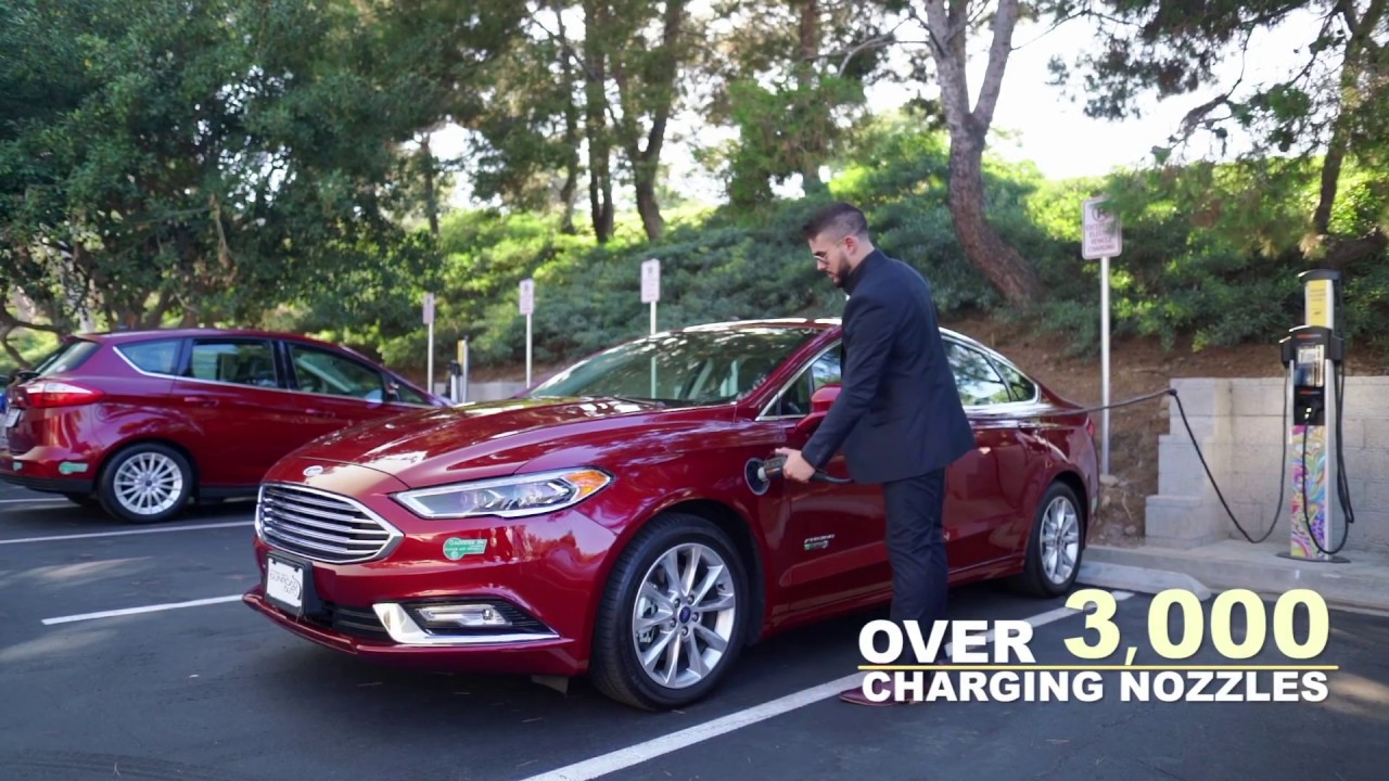 EVSE Charging Program - Power Your Drive