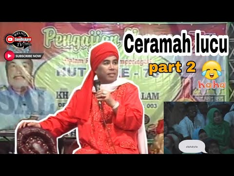 CERAMAH LUCU KH  AAD AINURUSSALAM = DISC 2 BY SUNDISKPRO LIVE DRANCANG MENGANTI