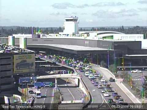 Seatac Airport Time Lapse Youtube