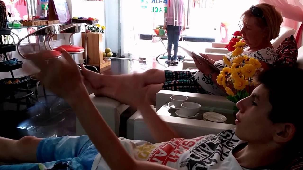 Вьетнам массаж секс