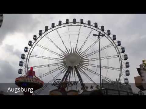 Places to see in ( Augsburg - Germany )