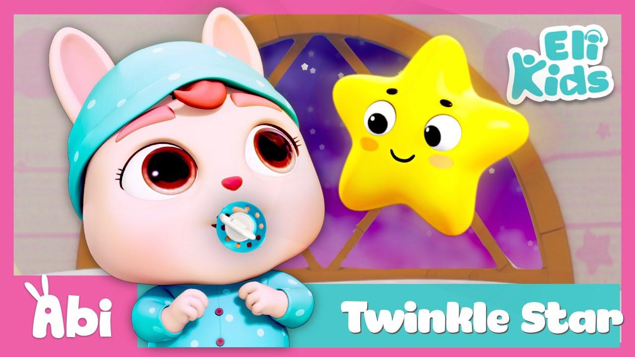 Baby's Dream | Twinkle Little Star | Eli Kids Educational Songs & Nursery Rhymes Compilatio