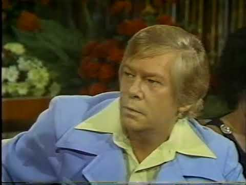 Johnnie Ray--Interview and Hit Medley, 1977 TV