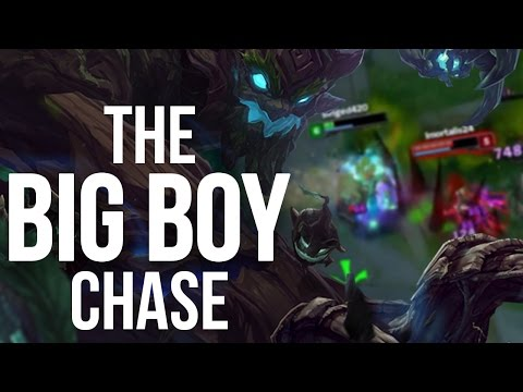 singed420 - THE BIG BOY CHASE! (you didn't see that coming)