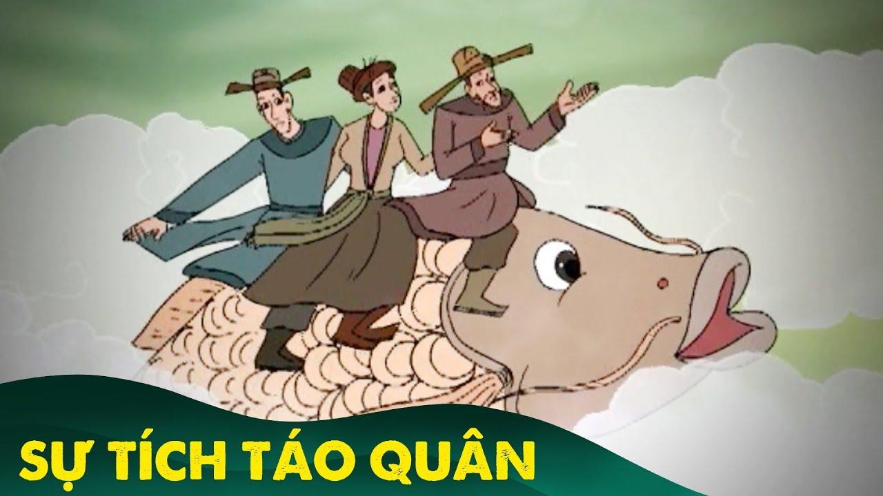SỰ TÍCH TÁO QUÂN ► Chuyen Co Tich | Truyện Cổ Tích Việt Nam | Phim Hoạt Hình Hay Nhất 2019