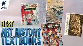 10 Best Art History Textbooks 2018