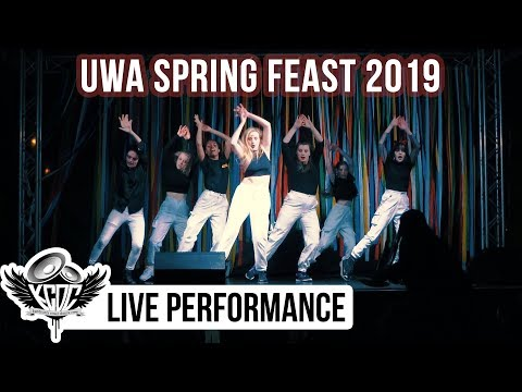 BREATHE | ICY | BOOM | UNDERCOVER | ME | Pirate King | UWA Spring Feast | Live Performance [KCDC]