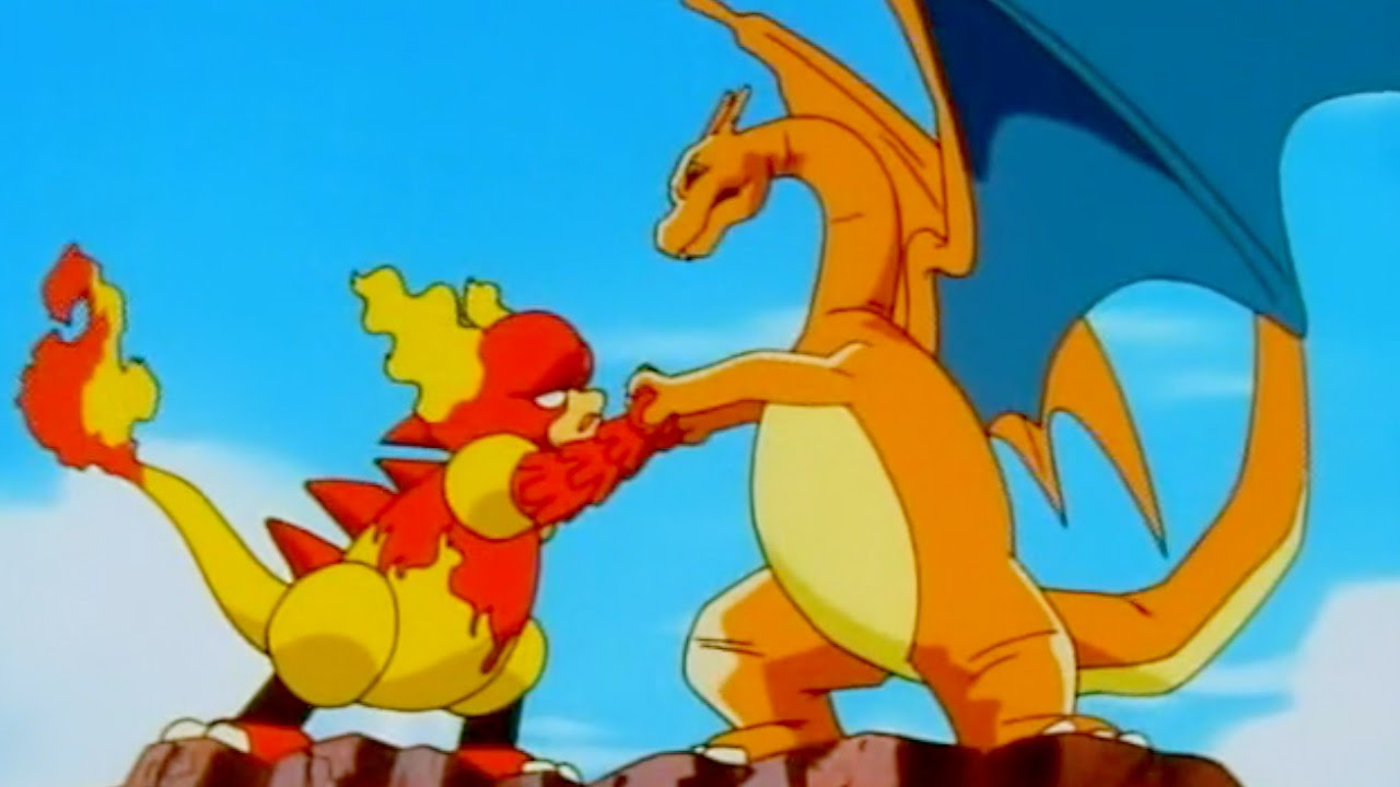 Top 10 Pokemon Battles From The Animated Show Youtube