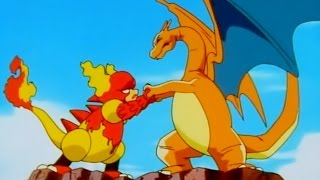 Top 10 Pokémon Battles From The An...