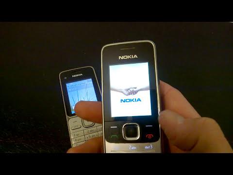 Nokia 2730c + Nokia C2