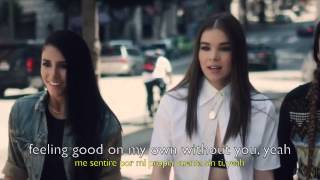 Hailee Steinfeld - Love Myself (Lyrics - Sub. Español).