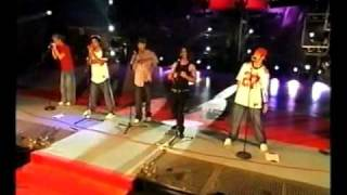 O-Town - All Or Nothing live @ Popkomm Festival (2002)