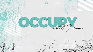 Occupy Until I Come: Aaron Johnson